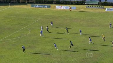 Tupi volta a vencer pela Serie C do Campeonato Brasileiro - Equipe de Juiz de Fora venceu o Madureira por 1x0. Gol foi marcado por Éverton Maradona.