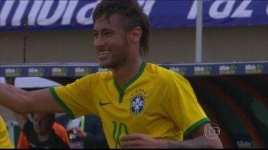 Jogadores falam da importância de Neymar para a Seleção - Depois da partida desta terça-feira (3) contra o Panamá, os jogadores da Seleção falaram da importância de Neymar na caminhada para a Copa do Mundo.