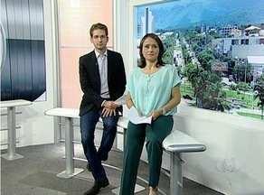 Confira as principais notícias do Jornal Anhanguera desta quinta-feira (5) - Confira as principais notícias do Jornal Anhanguera desta quinta-feira (5)