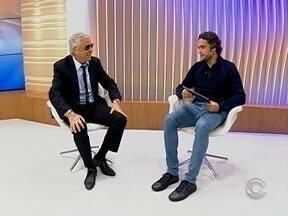 Cacau Menezes conversa com um dos criadores do Winter Play - Cacau Menezes conversa com um dos criadores do Winter Play; confira o quadro desta quinta-feira (50