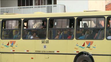 Greve de motoristas e cobradores de São Luís completa 15 dias - Passageiros continuam passando por transtornos devido a demora dos coletivos.