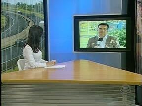 Corpo de dentista assassinada em Portugal é velado em Caiabu - Suspeito do crime é o marido dela. SPTV conversou com familiares.