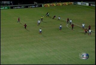 Sport vence o Bahia na Série A - A partida terminou com o placar de 1a 0