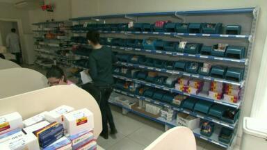 Depois de meses de atraso, farmácia municipal de Paranavaí recebe remédios do governo - Por quatro meses os pacientes do SUS que precisavam de medicamentos básicos voltavam para casa de mãos vazias.