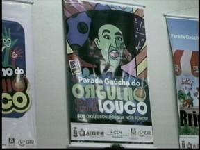 Começa em Uruguaiana, RS Parada Gaúcha Louco - Assista ao vídeo.
