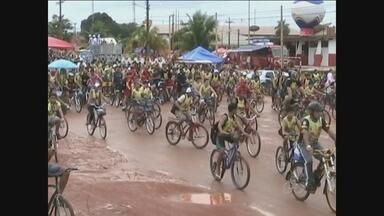 Tradicional Bike Trilha acontece em Guajará-Mirim neste domingo - O passeio ciclístico já está na décima segunda edição e reúne milhares de pessoas.