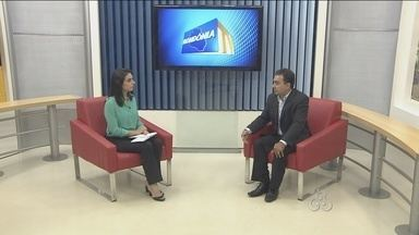 Rondônia TV fala sobre reposição de aulas para alunos de escolas usadas como abrigo - undefined