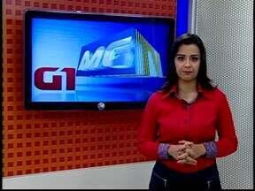 Veja as notícias do MGTV 1ª edição desta segunda-feira no Centro-Oeste - Um homem foi morto a tiros hoje na manhã desta segunda-feira (9) em Papagaios. Já em Nova Serrana, criminosos explodiram dois caixas eletrônicos na rodoviária.