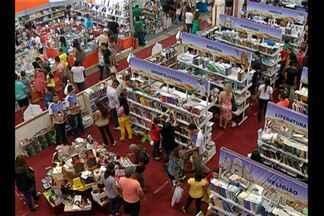Feira do Livro movimentou cerca de 16 milhões de reais na edição deste ano - Evento durou 10 dias e lotou corredores do Hangar Centro de Convenções, em Belém.