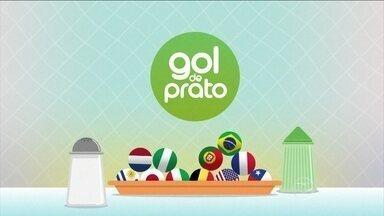'Gol de Prato', nova série de reportagem, estreia quinta-feira (12) - O Bem Estar vai ensinar a fazer receitas de 11 países participantes da Copa do Mundo. Serão 12 receitas, a partir de quinta-feira (12), em 15 minutos, para poder fazer durante os intervalos da partida.
