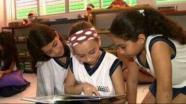 Programa de Incentivo à Leitura Infantil de Alagoas é premiado como melhor do país - A premiação foi entregue neste fim de semana.