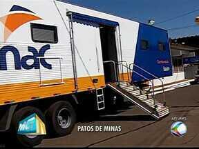 Senac oferece serviços durante Fenamilho em Patos de Minas - Festa popular no Alto Paranaíba continua até o próximo domingo. Além dos negócios e da diversão, tem espaço para cuidar da saúde também.