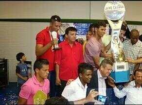 Eleitos os melhores do Campeonato Tocantinense 2014 - Eleitos os melhores do Campeonato Tocantinense 2014
