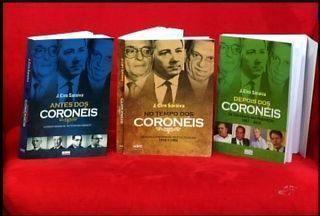 Escritor lança livros que representam diferentes períodos políticos do Ceará - Obras serão lançadas na noite desta terça-feira na cidade do Crato