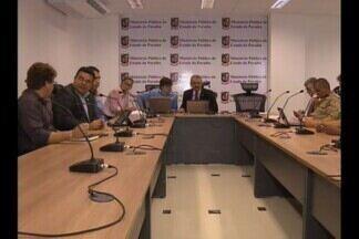 Três times vão entrar com mais uma ação na Justiça Desportiva na Paraíba - Sousa, Auto Esporte e Queimadense denunciaram ilegalidades em contratos de atletas do CSP e o Campeonato pode ter mais um capítulo resolvido na Justiça.
