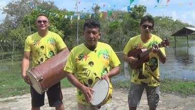 Indígena cria hit para a Copa e homenageia programas da Globo - Anselmo Saterê, de Parintins, cria música em ritmo de pagode.