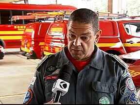 Queimadas se tornam frequentes e causam acidentes em Uberlândia - De janeiro a abril, bombeiros receberam mais de 100 ocorrências. Queimada foi a causa de um acidente que matou quatro pessoas.