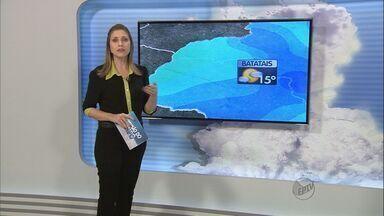 Confira a previsão do tempo na região de Ribeirão Preto - A umidade do ar volta a cair e a região entra em estado de alerta