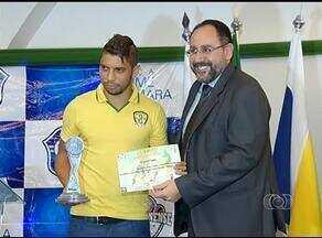 Campeões do Tocantinense são premiados em Palmas - Campeões do Tocantinense são premiados em Palmas