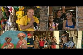 Paraibanos já estão com o Hino Nacional na ponta da língua - Confira o Hino cantado pelos paraibanos e também tocado de uma forma especial.