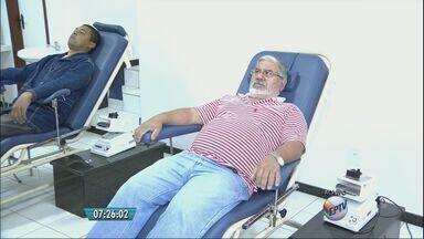 Frio e Copa do Mundo diminuem doações de sangue nos Hemocentros; veja como ajudar - Frio e Copa do Mundo diminuem doações de sangue nos Hemocentros; veja como ajudar