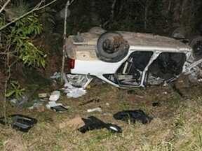 10 pessoas morrem em acidentes nas rodovias federais de SC no feriadão - 10 pessoas morrem em acidentes nas rodovias federais de SC no feriadão