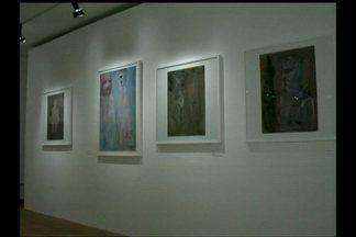 Termina a exposição das obras de Iberê Camargo em Bagé, RS - A Mostra integrou a programação comemorativa do centenário do artista e acotneceu no Da Maya Espaço Cultural.