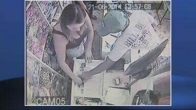 Jovem suspeito de assaltar loja de roupas é preso em Varginha - Jovem suspeito de assaltar loja de roupas é preso em Varginha