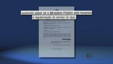 MP de São Sebastião do Paraíso pede medidas de adequação de táxis da cidade - MP de São Sebastião do Paraíso pede medidas de adequação de táxis da cidade