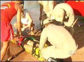 Bombeiros vão ter equipes de resgate em 28 praias do Tocantins - Bombeiros vão ter equipes de resgate em 28 praias do Tocantins