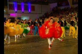 Quadrilha junina de Campina Grande vai ao pódio no Festival do Nordeste - A Moleka Cem Vergonha ficou em terceiro lugar no Festival.