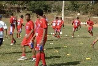 Funorte começa os treinos para a disputa da Segunda Divisão do Mineiro - Elenco mescla juventude e experiência.