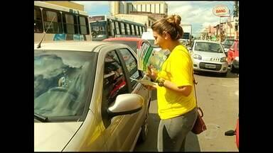 SMT lança campanha sobre reordenamento do trânsito - Intenção é conscientizar população sobre as mudanças.