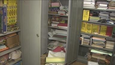 Furtos em escolas públicas de Porto Velho continuam - Em um prazo de dez dias, uma instituição foi furtada duas vezes.