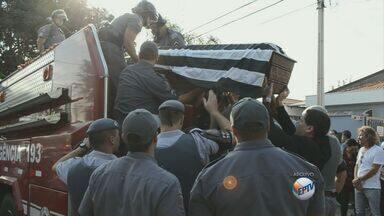 Suspeito de matar sargento da PM de Piracicaba é morto em Brotas - Homem de 35 anos foi localizado por policiais em uma casa e, segundo a Polícia Militar, tentou fugir quando foi baleado e morreu.