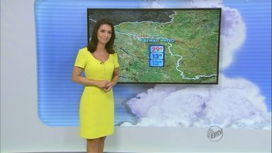 Confira a previsão do tempo para o final de semana - Veja como fica o clima na região de Ribeirão Preto