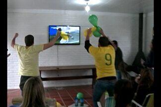 Jogo entre Brasil e Chile deixa a torcida aflita em Cruz Alta, RS - Acompanhe como foi o jogo na cidade.