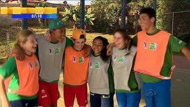 Esporte: Fifa realiza torneio com instituições de apoio a crianças - Rio Grande do Sul tem representantes na competição.
