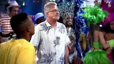 Terceira temporada do Na Moral estreia em clima de festa de Copa do Mundo - Pedro Bial chama os convidados para discutirem o tema Identidade Brasileira