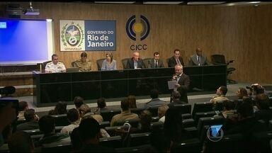 Autoridades divulgam esquema de segurança para a final da Copa do Mundo - A segurança no Rio de Janeiro vai contar com o reforço das Forças Nacionais de Segurança. Até as rodovias estaduais vão receber um patrulhamento extra.