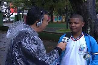 Estudantes voltam às aulas em todo o estado - Confira um giro com estudantes de diversas regiões da Bahia.