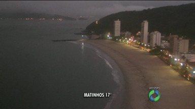 Semana começa com tempo seco em todo o Paraná - Os meteorologistas alertam para a baixa umidade do ar nesses dias