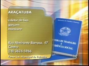 Confira as vagas de emprego desta 2ª-feira em Rio Preto e região, SP - Mercado de trabalho. Tem vagas em diversas áreas pra quem está em busca de emprego na região noroeste paulista. Confira as oportunidades desta segunda-feira (14).