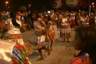 Juazeiro comemora 136 anos com muita festa no norte da Bahia - Veja como foi a festa com direito a muito forró e manifestações folclóricas.