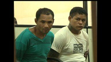 Foragidos do Presídio de Santarém são recapturados após denúncias - Um foi localizado no Mararu, outro capturado no bairro Santarenzinho. Fuga ocorreu na madrugada de sábado (12), após serrarem grades da cela.