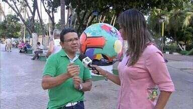 Projeto Terça de Graça oferta oportunidades para quem deseja ser humorista - Projeto é desenvolvido pelo humorista Bené Barbosa, o 'Papudim'.