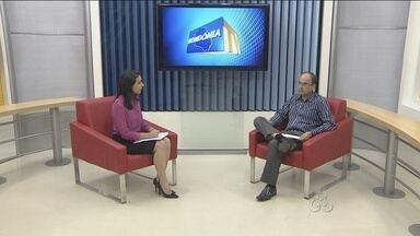 Rondônia TV fala sobre pagamento de abono salarial - Saiba quem tem direito a esse benefício com o gerente da Caixa Econômica Federal, Carlos Aparecido de Oliveira.