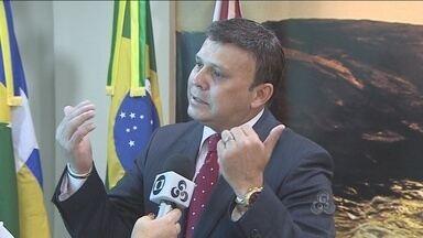 MP denuncia 16 pessoas na Operação Luminus - Everton de Aguiar, procurador geral do Ministério Público fala sobre o assunto.