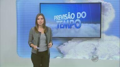Saiba como fica o clima no final de semana em Campinas e região - Saiba como fica o clima do final de semana em Campinas e região