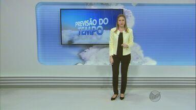 Confira a previsão do tempo para este final de semana - Saiba como fica o clima neste final de semana em Campinas e região.